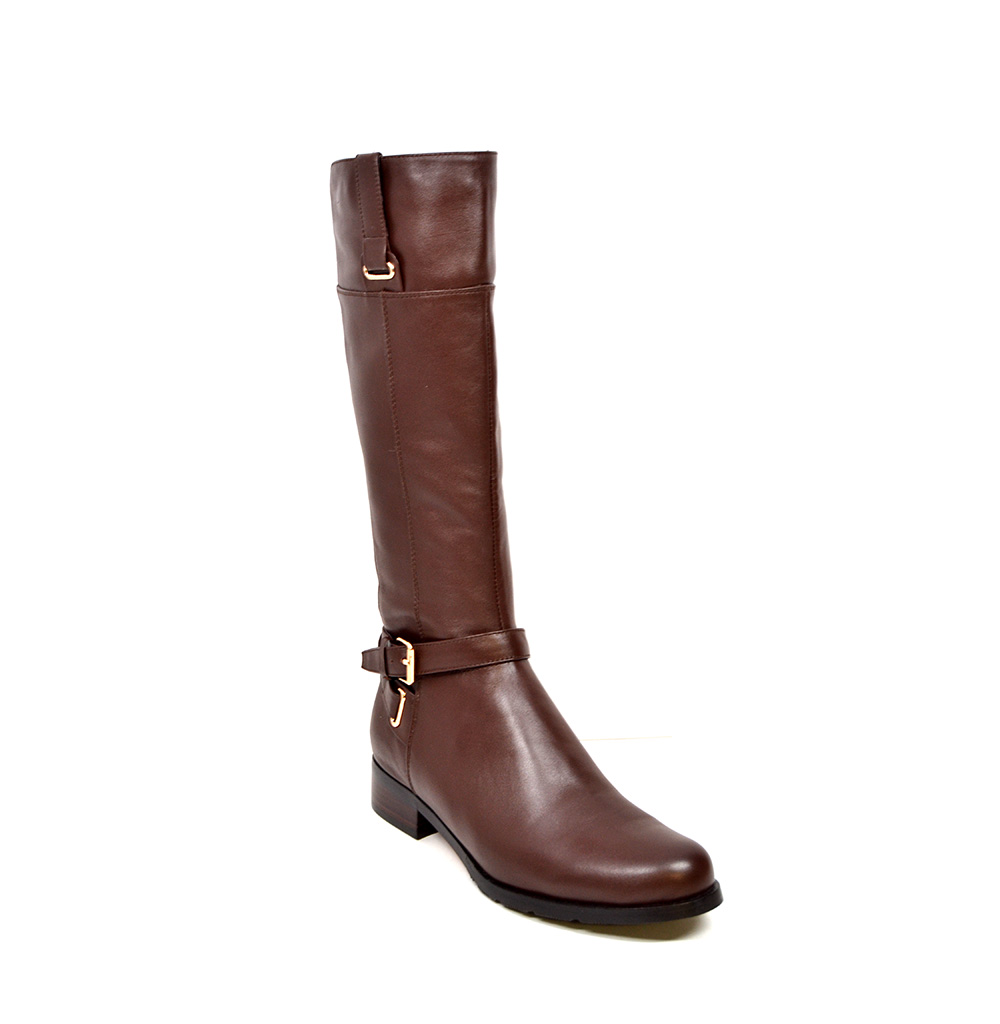 Model Buy SoleMani Womenu0026#39;s Slim Collection Ana Knee-High Dress Boot 12u0026quot; Calf Size In Cheap Price On ...
