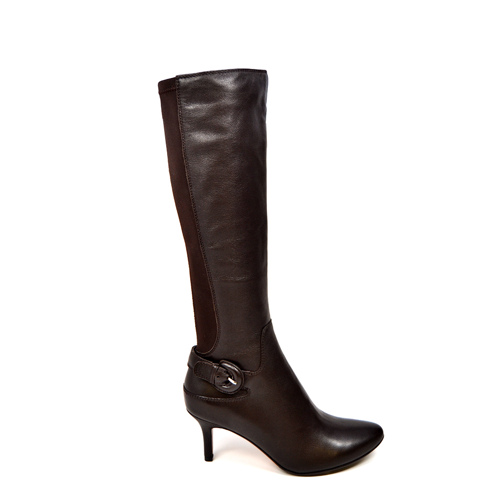 solemani s rochelle brown leather 12 calf size