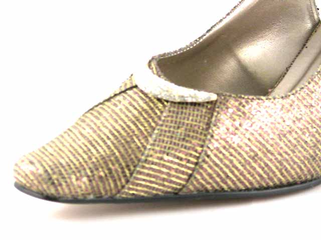 Popular Floral DP723 Womens Bronze Dress Shoes Dp723  5599  Wide Width