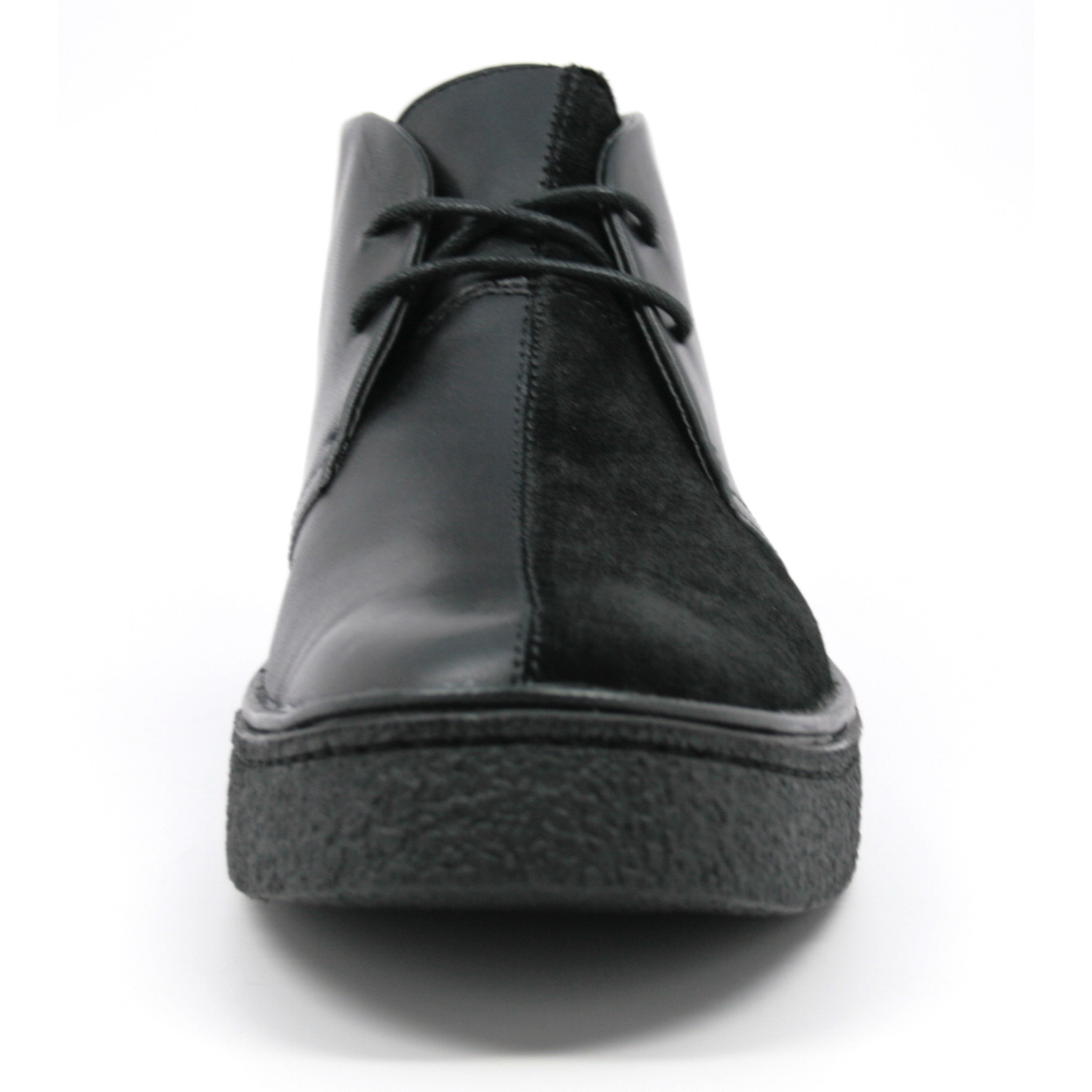 British Walkers Men S Playboy Chukka Boot Black Black