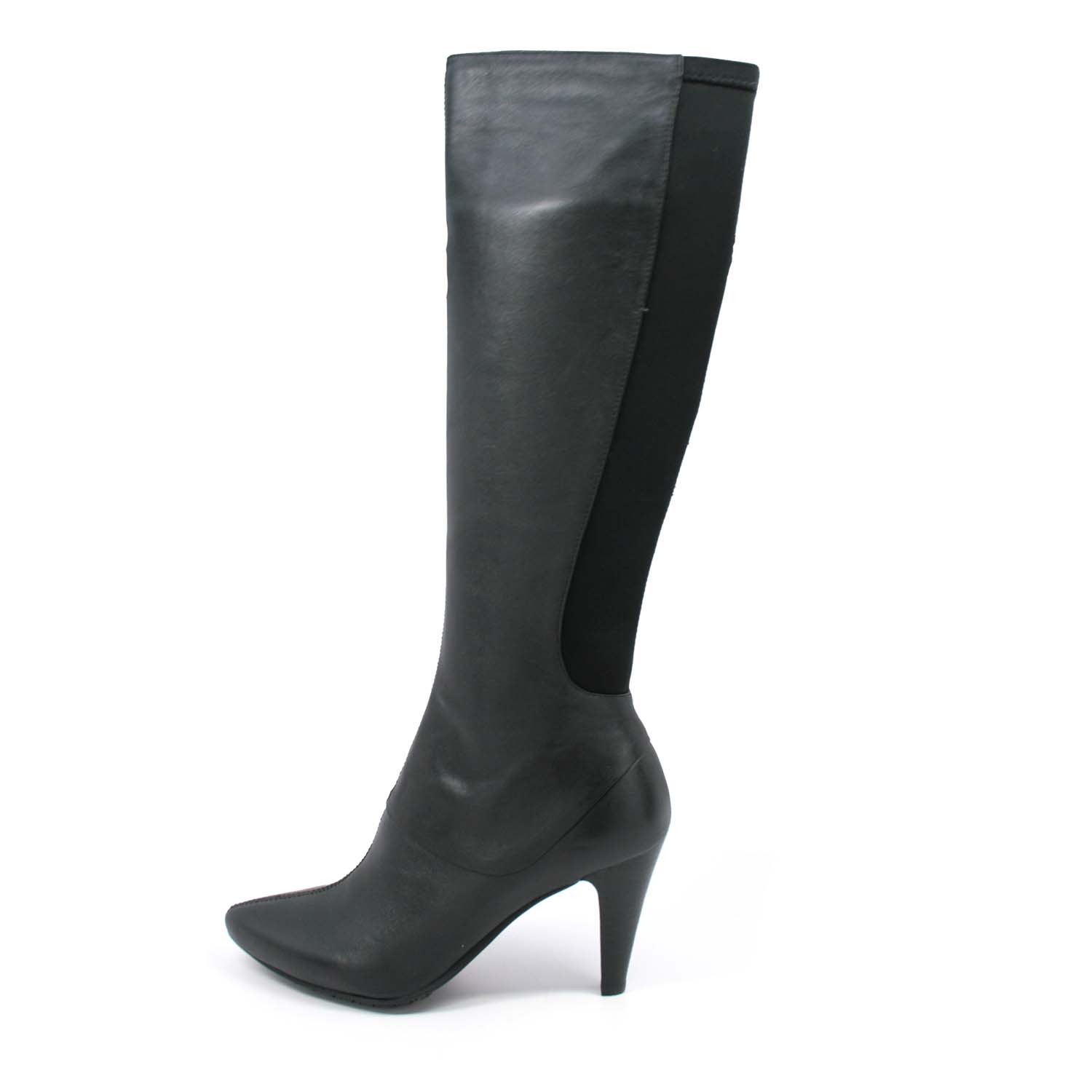 SoleMani Women's Ana Black Leather 12 calf size [ana blk ...