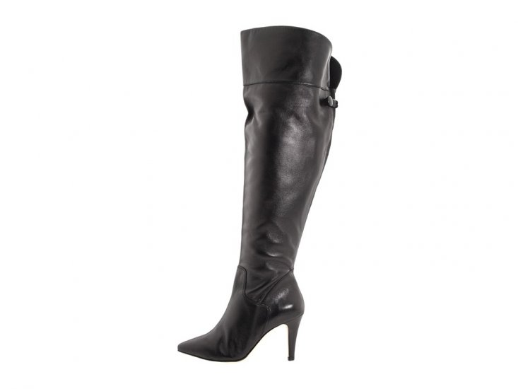Ros Hommerson Shirley Extra Wide calf boot Black Lear Super Wide ...
