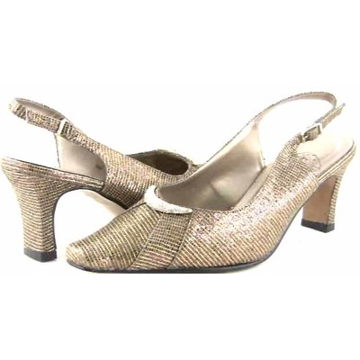 Amazing Bronze Dress Shoes Women S Paris Hilton Shoes Reflect The Same Playful