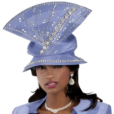 Tally Taylor H4334 Matching Church Hat