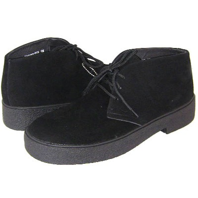Viking uptown Men's Black Suede PlayBoy