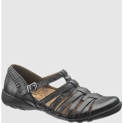 Hush Puppies Womak Black Leather