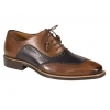 Mezlan Cadiz Bold, Fashionable Spectator Brown Oxford