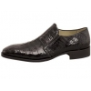 Mezlan Fiorello Genuine Crocodile Black Shoes