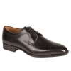 Mezlan Puebla Artisan Perf-Toe Blucher Black Oxford