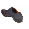 Mezlan Ronda Old English Suede Grey Shoes