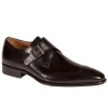 Mezlan Vitoria Fashion Monkstrap Black Shoes