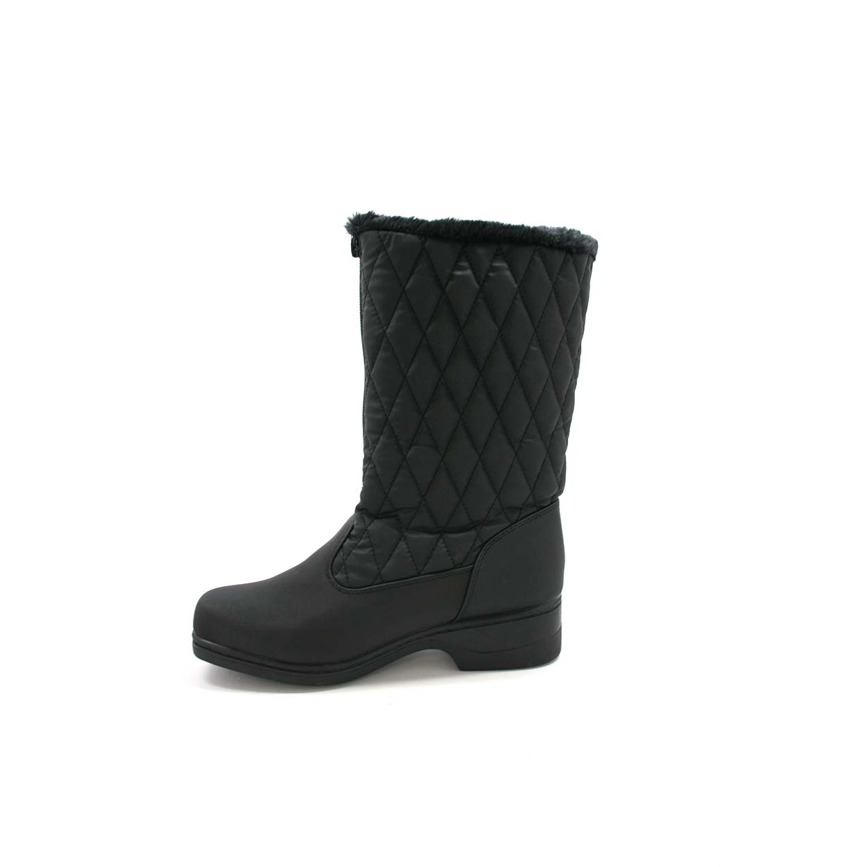 Totes Women-Quilty Black Waterproof Boots [Totes-Quilty] - $47.50 ...