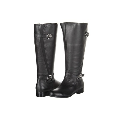 Ros Hommerson Trudy  Black Wide Calf