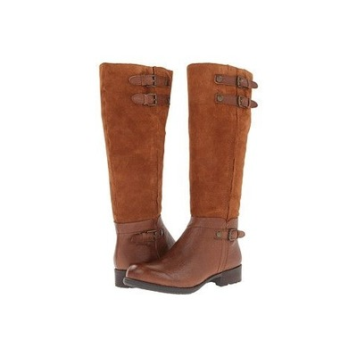 Franco Sarto Women's Pacer Boot Camel Brown