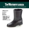 Toe Warmers Summit Winter Waterproof Black Leather